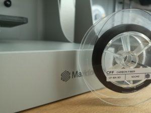 3D Druck mit Carbonfaser ersetzt Metallteile