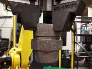 3D gedruckte Robotergreifer