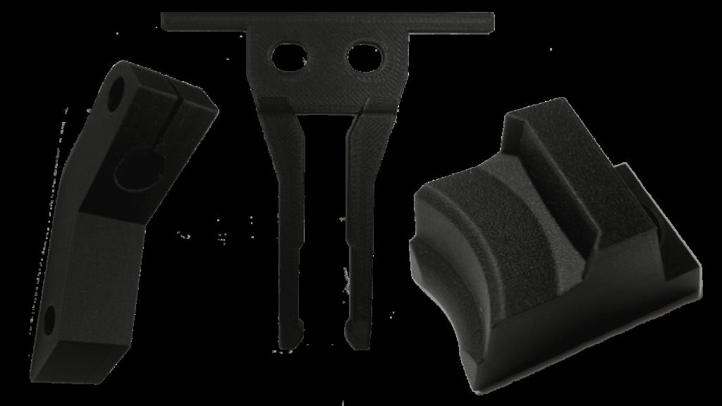 3D gedruckte Vorrichtungen, Betriebsmittel
